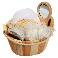 High Quality Promotional Natural Body Bath Kit