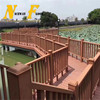 140x30mm natural fiber hot large-scale professional wpc decking