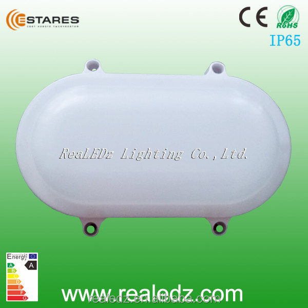 150 Beam Angle light CE and Rohs approval outdoor oval shape LED Ceiling Lamps