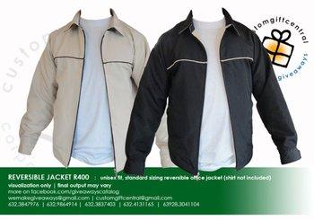 Reversible Office Jacket Buy Jackets Product On Alibaba Com