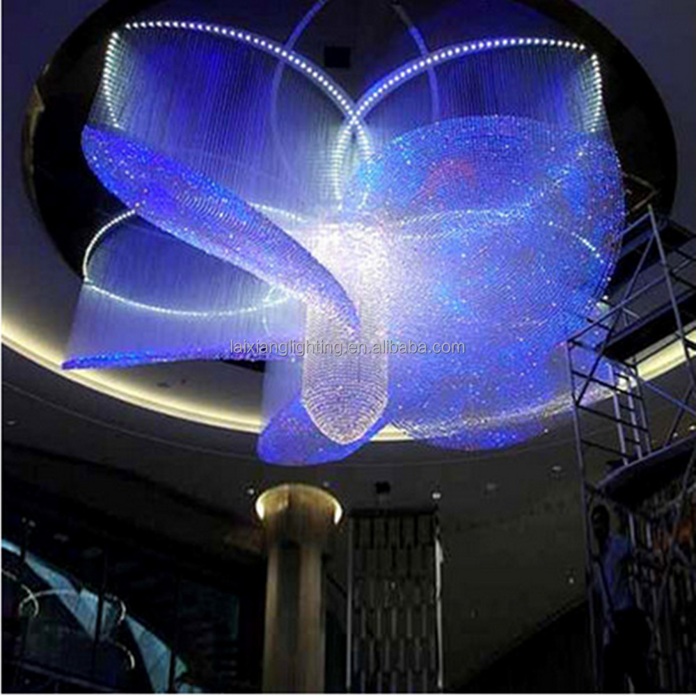 Guzhen Factory 2016 Direct Sale Led Home Decoration Waterfall With ...