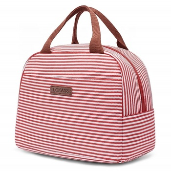 Lokass Cooler Women Tote Insulated Lunch Box Water Resistant Thermal Soft Leak Proof Liner Bag For S Bags