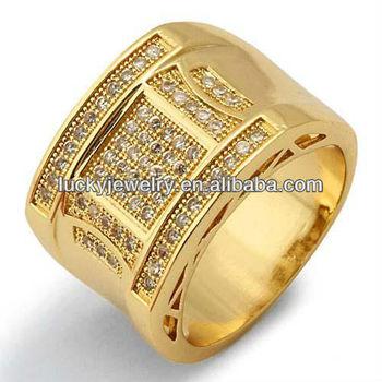 mens gold rings men thumb rings View men thumb ring LUCKY
