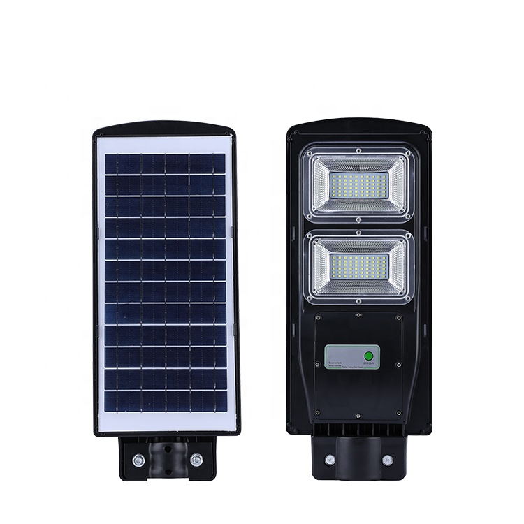 ใหม่รุ่น solar led street light ราคา street led street light 20 W 40 W 60 W