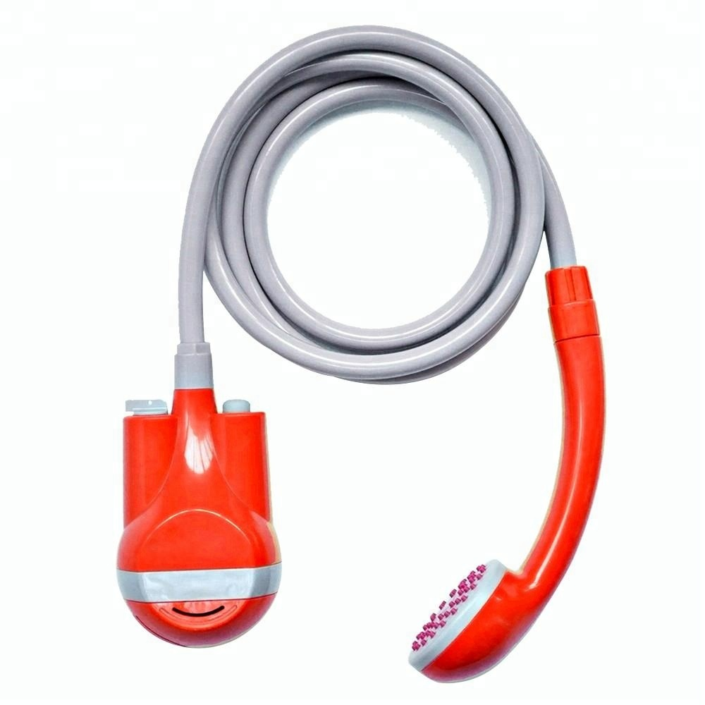 Alibaba.com / Portable Outdoor Plastic Hand  Shower perfect for Summer Camping and Hiking handheld rechargeable Shower