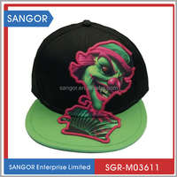 Custom Embroidery Sublimation Print Snapback Caps