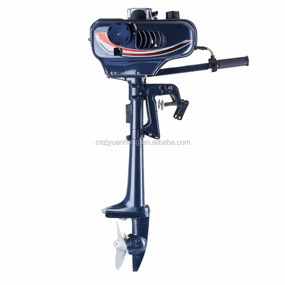 Small 2hp 2 Stroke Outboard Motor Engine For Boat Sale