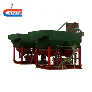 Gold washing plant high efficiency jig concentrator, jig machine of gold mining equipment
