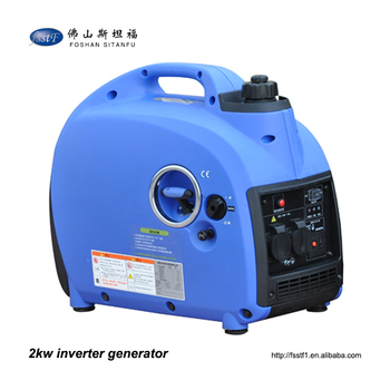 2 Kw 25 Kva Low Price Mini Portable Gasoline Digital Inverter
