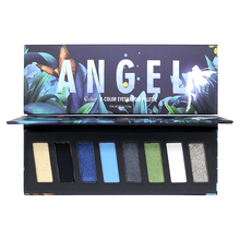 Professionele Oogschaduw Palet <span class=keywords><strong>Angel</strong></span> kleur oog make-up