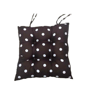 Professional ties square customized design sizes PP Cotton Insert seat cushion