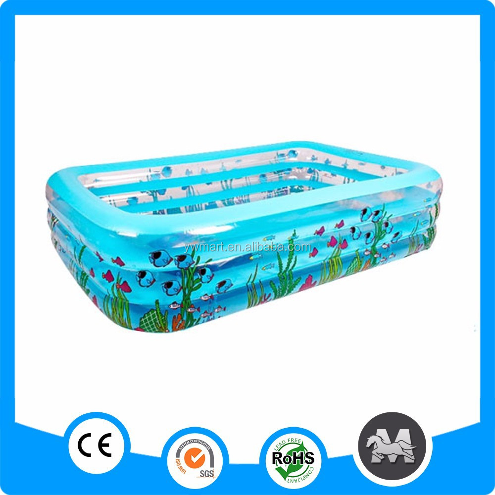 ecofriendly pvc rings de gran tamao piscina inflable de plstico adultos