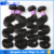 Wholesale Cheap Unprocessed Brazilian Remy Human Hair Weave Hair Extension Bundles in Stock