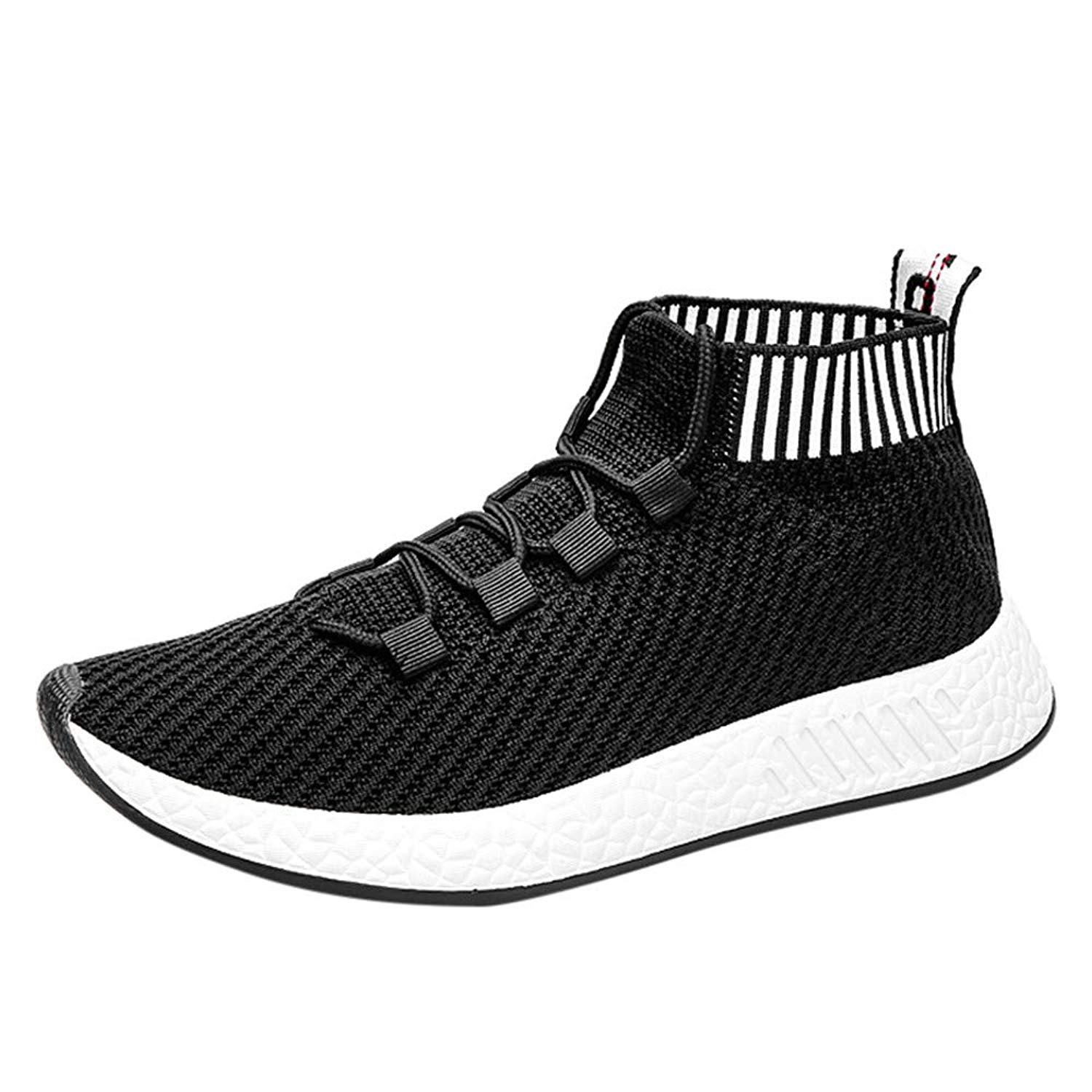 Sneakers for Men,Clearance Sale! Caopixx Men's Trail Mesh Running Shoes Athletic Casual Lightweight for Sport Sneaker