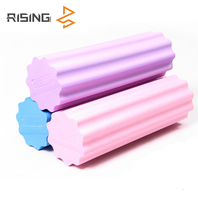 Body Massage Plum Blossom Form Gym Foam Roller