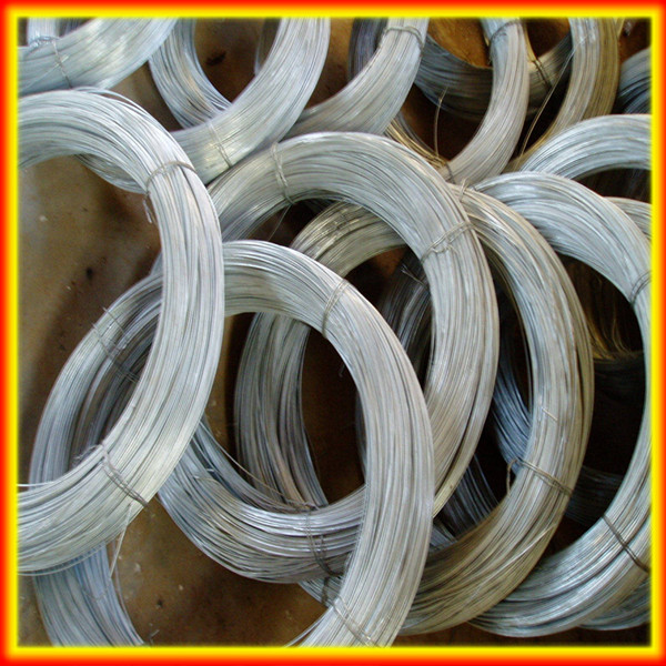 4mm 6mm Galvanized Mild Steel Wire