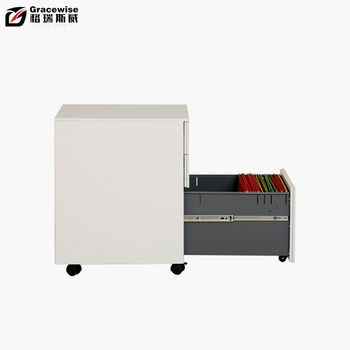 No Embly Required Furniture Metal Drawer Parts Cabinet Movable