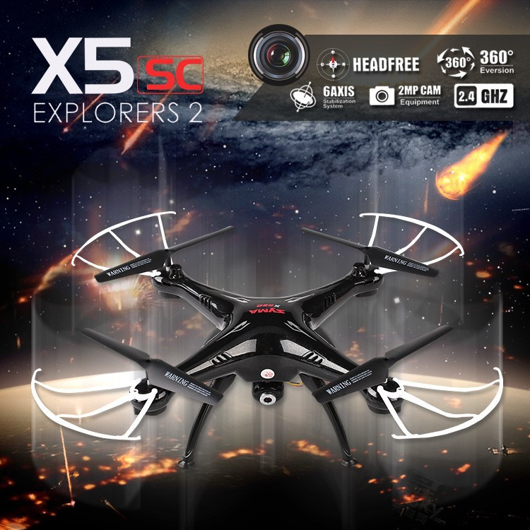 SYMA X5SC X5SW 2.4G Headless 4CH 6-Axis RC Quadcopter Parts  2.4G Receiver /PCB