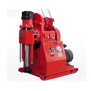 ZLJ Series Portable Coal Mining Core Tunnel Boring Drilling Machine