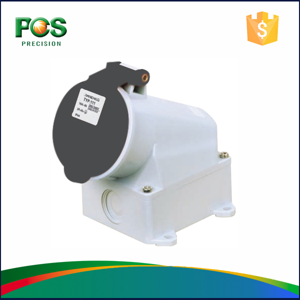 High quality IP65 400V waterproof electrical sockets