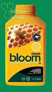 Ooze Bloom hydroponic / soil nutrients 1L/1q