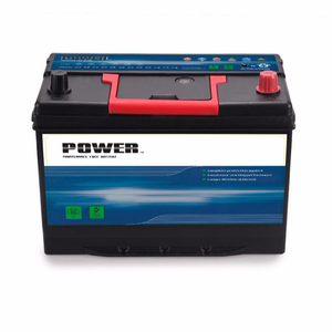 12v 80ah high quality good price car battery with German standard