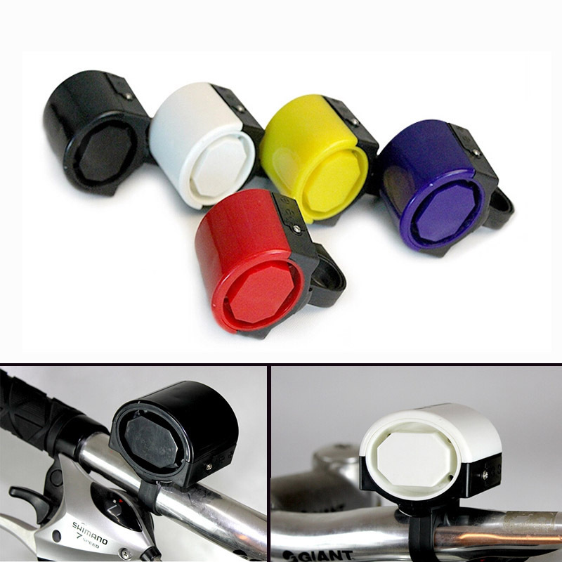 Hot sale electric bicycle bell cycling ring bike mini Plastic ultra-loud bells horn anillos ciclismo alarma bicicleta sonido