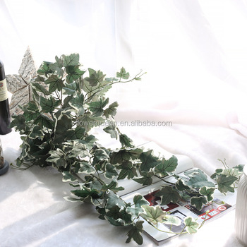 silk ivy leaf artificial foliage mass production supplier amazing