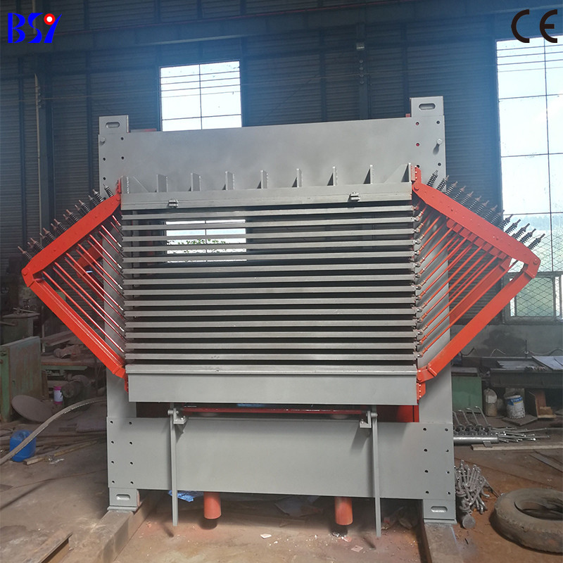 Hot sale Veneer Drying Press Machine/plywood veneer dryer machine
