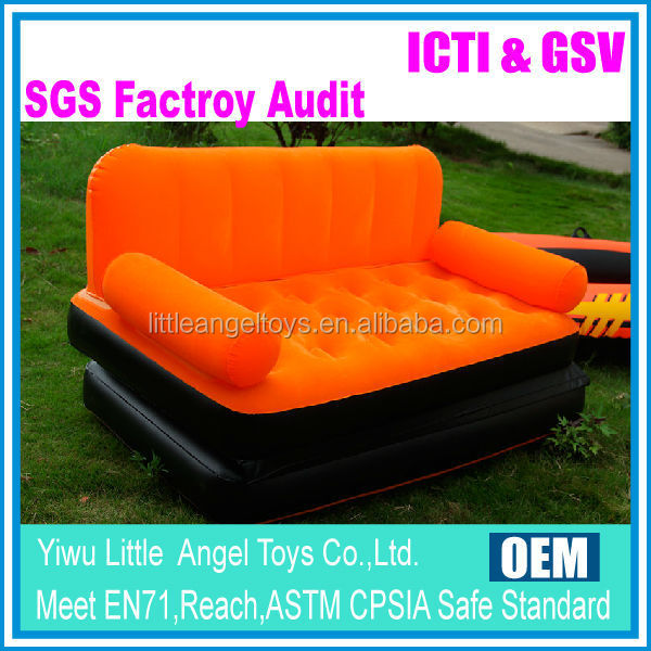 Inflatable Sofa Bed, Inflatable Sofa Bed Suppliers And Manufacturers At  Alibaba.com