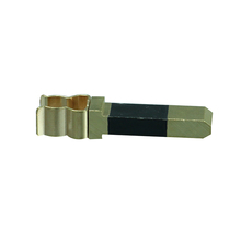 brass stamping parts electronics components plug top pin