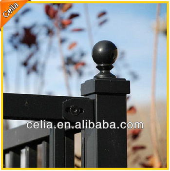 Decorative Metal Post