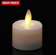 wholesale mini battery operated flickering flameless electric led tea light candle holder led tea light