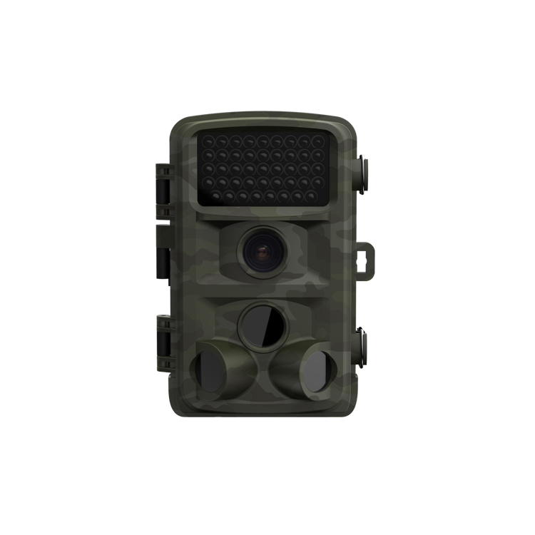 1080P Night Vision Waterproof IP54 Hunting Wildlife Camera with 44pcs Infrared Lights