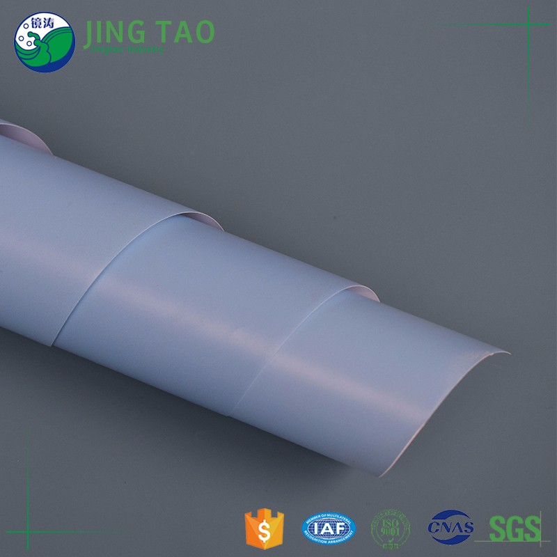 Factory customized pvc plastic foil covered on weatherboard