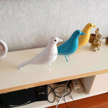 Pigeon Figurine Home Decor Ornament Table Article Decoration Animal