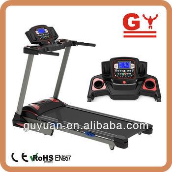 Dc motor medical treadmill with ce rohs en957 buy for Treadmill 2 5 hp motor