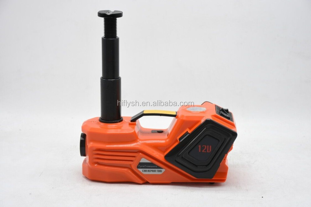 003 ZYB001 3 in 1 Multi-function Maintenance Tools Electric Hydraulic jack Car air compressor Impact Wrench ( CE ROHS)