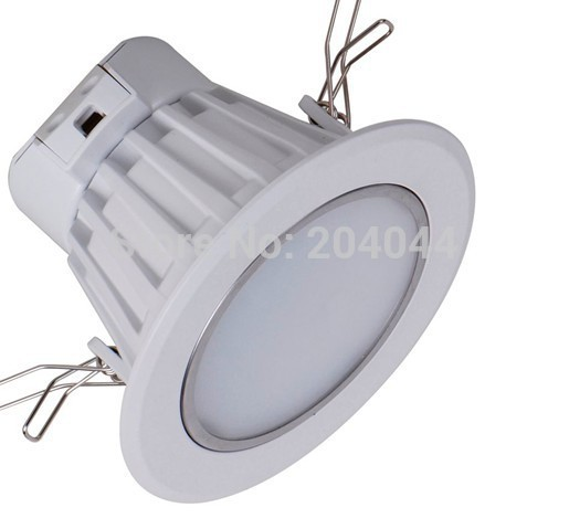 2015 Limited Led Panel Dimmable (0-100%)4pcs/lot /smd 5730/led Downlight, White Color, Ce Certified, Rohs Directive-compliant