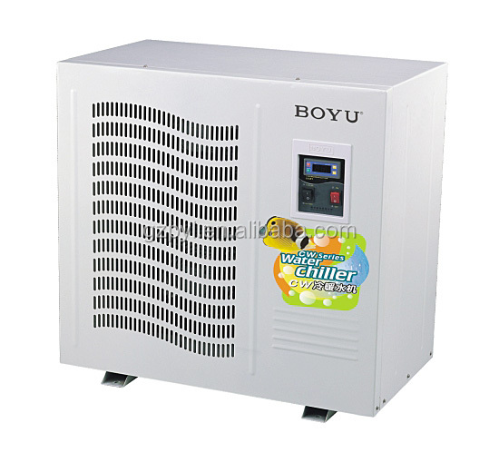 BOYU CW-1.5P series water chiller(double functions)