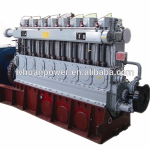 1 mw Biomass generating set for power plant