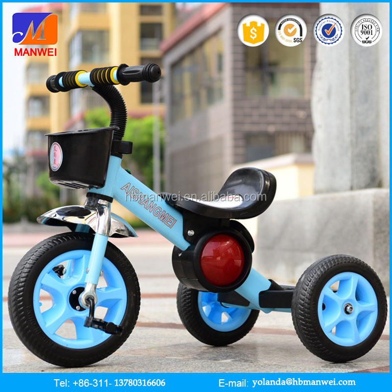 2017 New Model cheap kids tricyle/baby tricycle 4 in 1/children tricycle