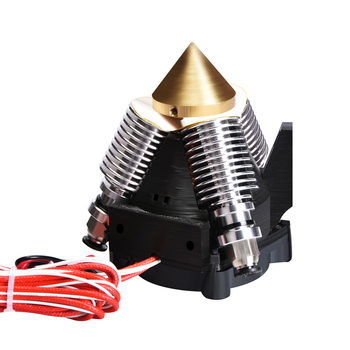 Diamond Hotend 3d Printer Extruder 3 In 1 Out Extruder Nozzle For Kossel Printer Buy Extruder 3d Printer Extruder Multicolor Extruder Product On