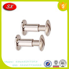 Barrel nuts and bolts chicago screws binding fasteners