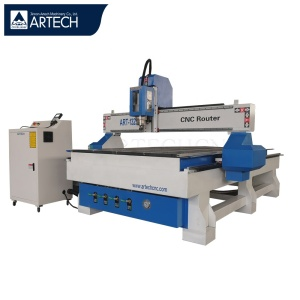 High quality best price 4x8 ft 1325 3d professional cnc wood carving router woodworking machine for furniture