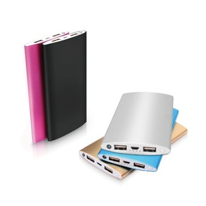 New Mobile Power Bank 6000mah powerbank portable charger external Battery 6000 mah mobile phone charger Backup powers For ipad