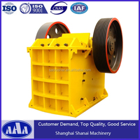 China vendor of coal mine equipment used small jaw crusher PEX-250*1000 for sale