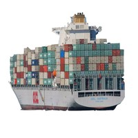 International From China to USA UK EU CANADA Australia FOB EXW DDP Door to door FCL LCL cheap rate Sea freight
