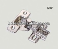 Special type short arm hinge for cabinet