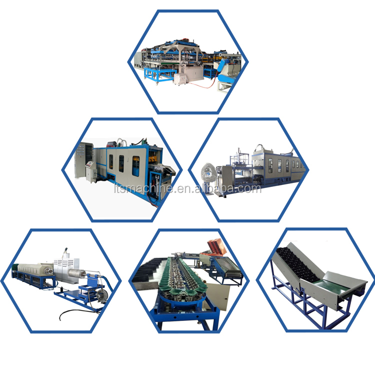 FUSHI Disposable Foam Plates Machinery